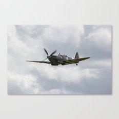 Spritfire Mk9 Canvas Print