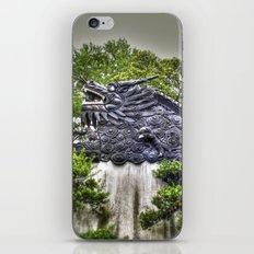 Dragon Rooftop iPhone & iPod Skin