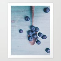 Goodness Overflows Art Print