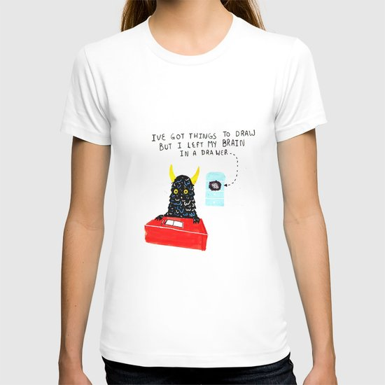 Silly Rhyme doodles  T-shirt