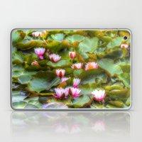 Water Lilys   Laptop & iPad Skin
