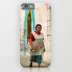 Woman in Guadalajara iPhone 6 Slim Case