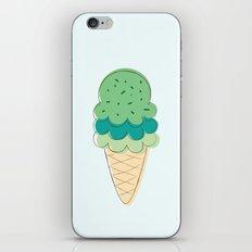 Ice Cream + Sprinkles iPhone & iPod Skin