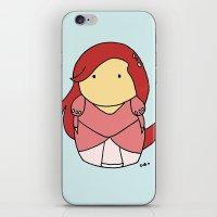 Ariel - The Little Mermaid iPhone & iPod Skin