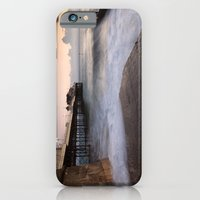iPhone & iPod Case featuring Cromer at High Tide by Simon's Photography