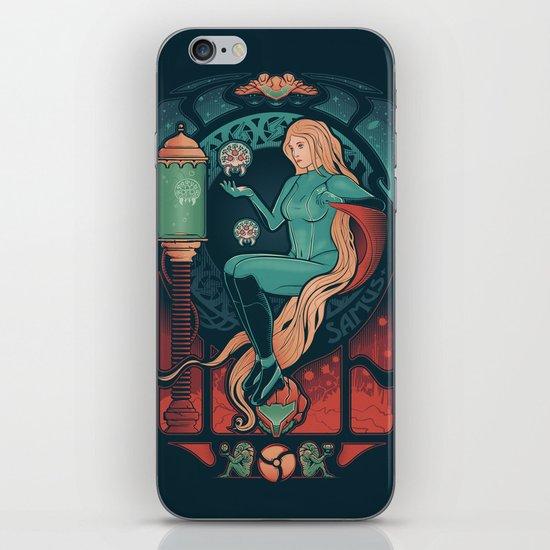 Aran Nouveau iPhone & iPod Skin