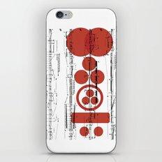 lasciate sia iPhone & iPod Skin