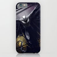 iPhone & iPod Case featuring The Bat by Andy Fairhurst Art