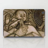Erosion (Color Variant) iPad Case