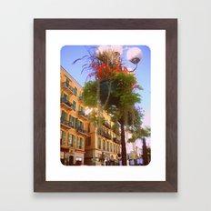 Nice Day Framed Art Print