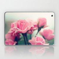 Dainty Roses Laptop & iPad Skin