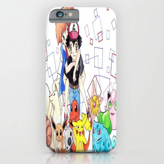 Pokemon iPhone & iPod Case
