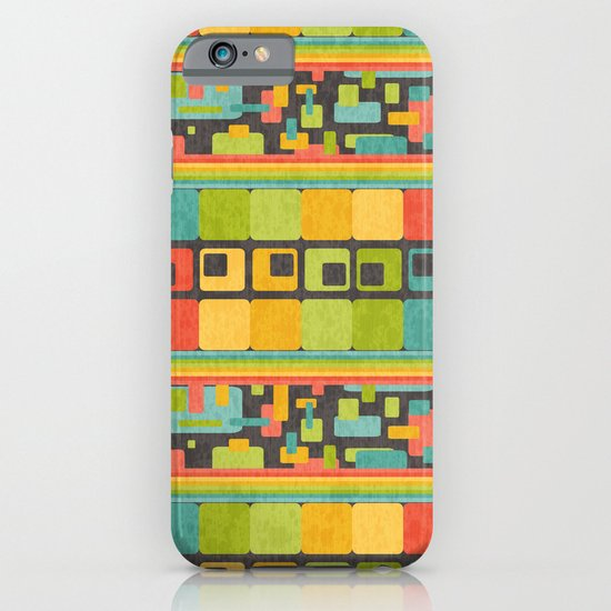 Retro Overload iPhone & iPod Case