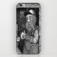 Lone Wolf iPhone & iPod Skin
