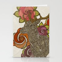 Dear deer Stationery Cards