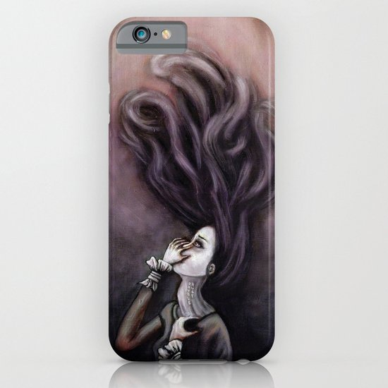 On the Wrong Side iPhone & iPod Case