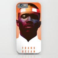 iPhone & iPod Case featuring Frank Ocean by Mahdi Chowdhury
