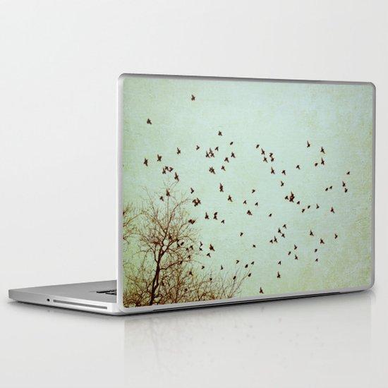 Restless Revisited Laptop & iPad Skin