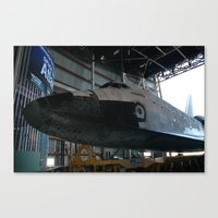 Atlantis 647 Canvas Print
