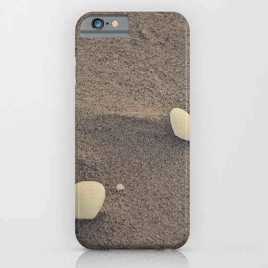 Toshell Beach iPhone & iPod Case