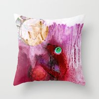 From Earth PerspeCtives Throw Pillow