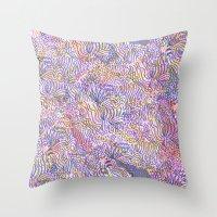 Cosmology Throw Pillow