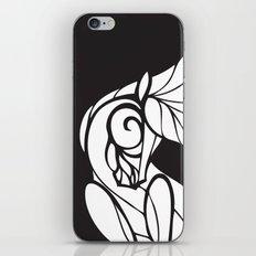 Horse Swirls 2 iPhone & iPod Skin