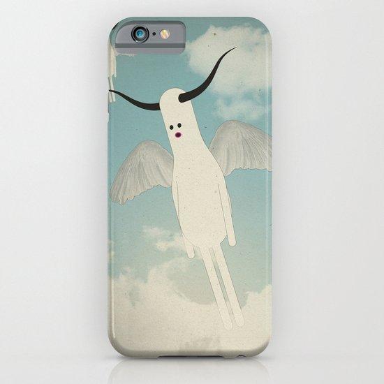 b u l b o s + w i n g s iPhone & iPod Case