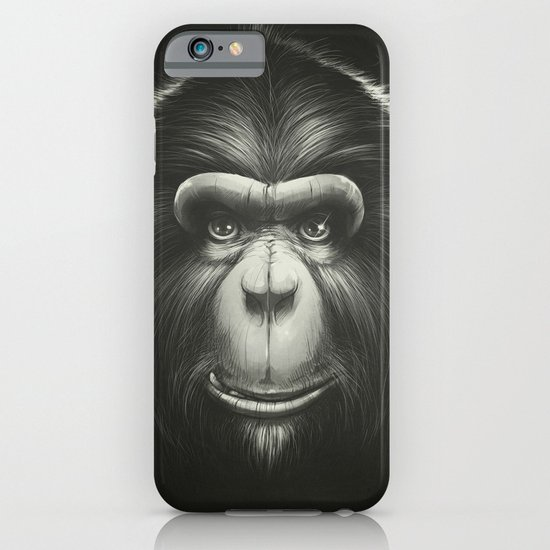 Monkee with Tooth iPhone & iPod Case