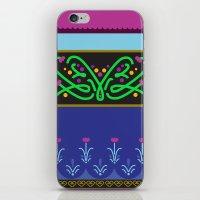 Vector Anna iPhone & iPod Skin