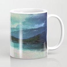 Tropical Island Multiple Exposure Mug