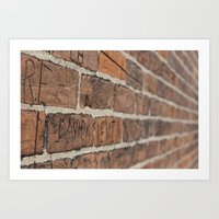 Another Brick In The Wal… Art Print