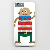 The Shipmate often seen on a Pirate ship iPhone 6 Slim Case