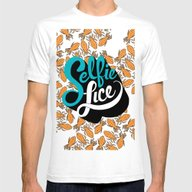 T-shirt featuring Selfie Lice by Chris Piascik
