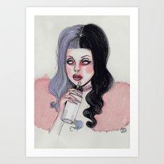 Melanie  Art Print