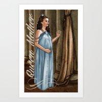 Padme Amidala Art Print
