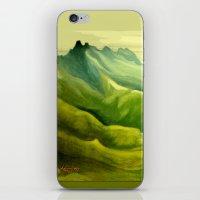 The Pinnacles iPhone & iPod Skin