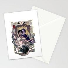 Designing Will Graham Stationery Cards