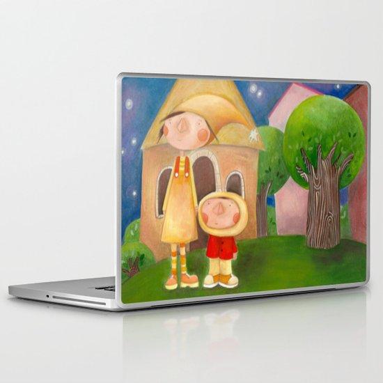 Mom Laptop & iPad Skin