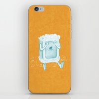 Rub A Dub, D'oh! iPhone & iPod Skin