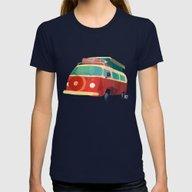 T-shirt featuring Kombi 3 by Buster Fidez
