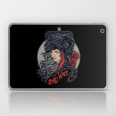 Bad Wolf Laptop & iPad Skin