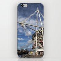 Millenium Stadium, Cardi… iPhone & iPod Skin