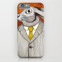 El conejo careta iPhone 6 Slim Case