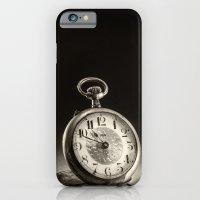 iPhone & iPod Case featuring CLOCK 1 by Luca Finardi