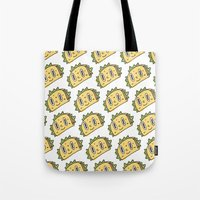 Taco Buddy Tote Bag