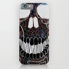 Chromatic Skull V.04 iPhone 6 Slim Case