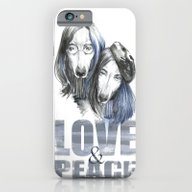 Illustrious Dogs -Love &… iPhone 6 Slim Case