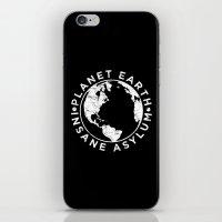 Earth Asylum iPhone & iPod Skin