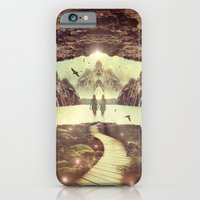 iPhone & iPod Case featuring Nightly Retreat  by Jesse Rather